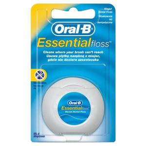 Oral-B Essential Dentálna niť s mätou, 50 m 1