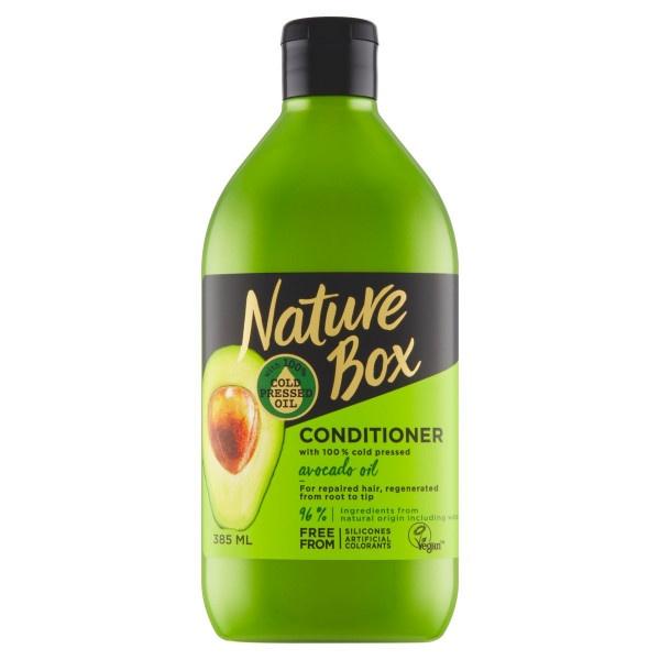 Nature Box kondicionér Avocado Oil 385 ml 1