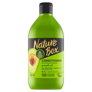 Nature Box kondicionér Avocado Oil 385 ml 4