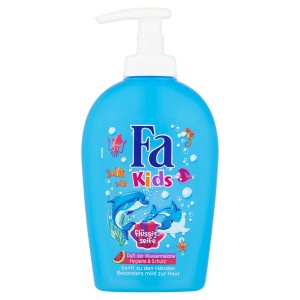 Fa Kids tekuté mydlo 250 ml 5