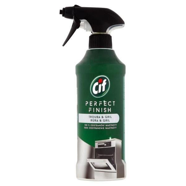 Cif Rúra & Gril čistiaci sprej 435 ml 1