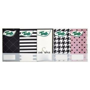 Tento Chic & Style hygienické vreckovky 3vr. 10ks 4