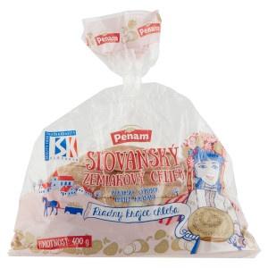 Chlieb Slovanský zemiakový kráj.balený PENAM 400g 3