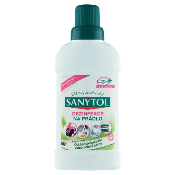 Sanytol Dezinfekcia na bielizeň Aloe Vera 500 ml 1