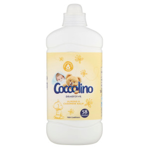 Coccolino Sensitive Almond & Cashmere Balm 1450 ml 7
