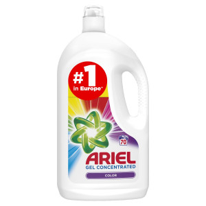 Ariel Color Reveal prací gel 70PD 3850 ml 10