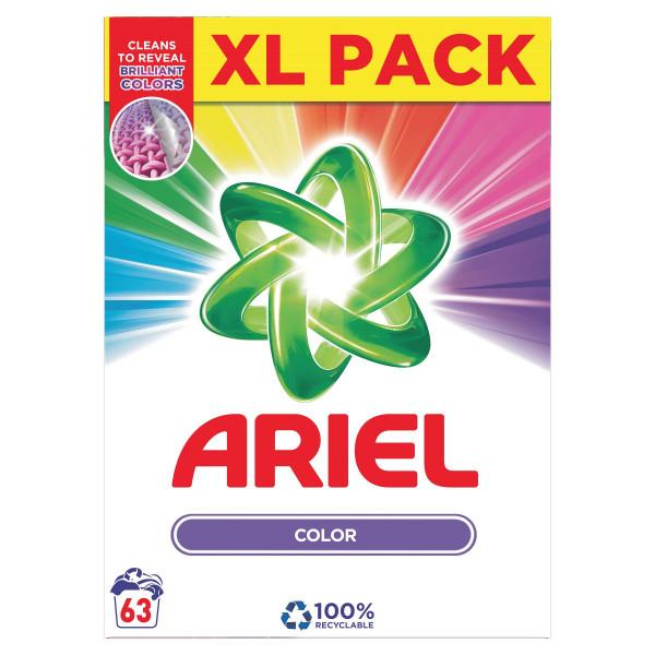 Ariel Color & Style prací prášok 63PD 4,725kg 1