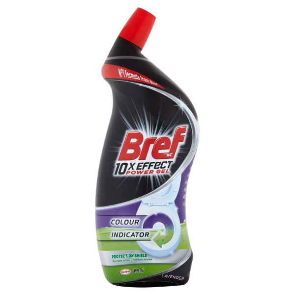 Bref 10x Effect Power Gel Lavender 700 ml 1