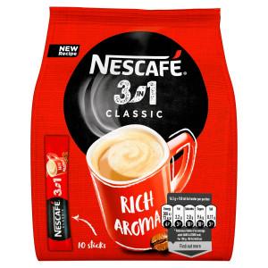 NESCAFÉ 3in1 Classic, instantná káva 10 ks x 16,5g 3
