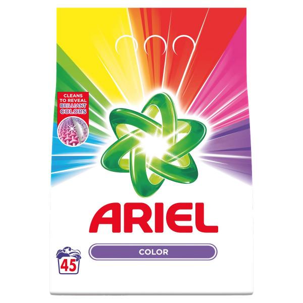 Ariel Color & Style prací prášok 45PD 3,375kg 1