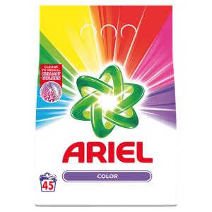 Ariel Color & Style prací prášok 45PD 3,375kg 3