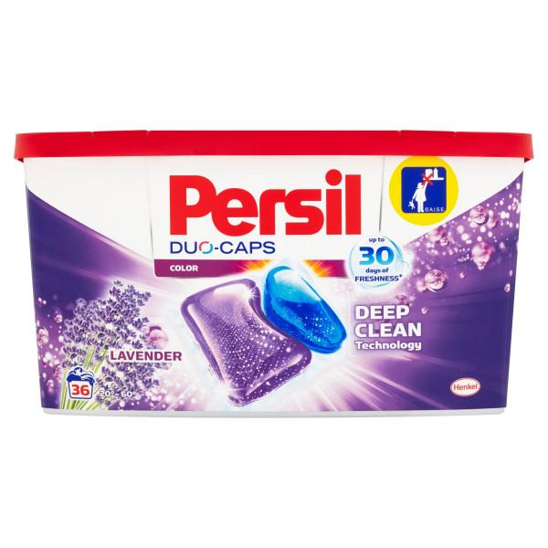 Persil Deep Clean Duo-Caps Color Lavander 36PD 1