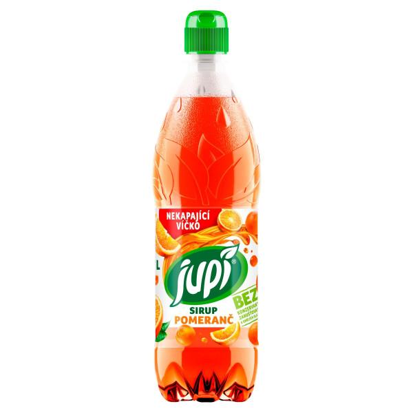Sirup pomaranč Jupí 700 ml 1