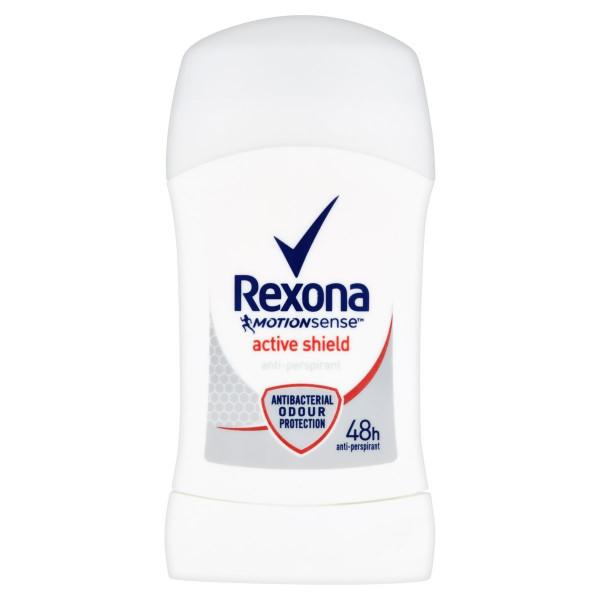 Rexona Active Shield Tuhý antiperspirant 40 ml 1