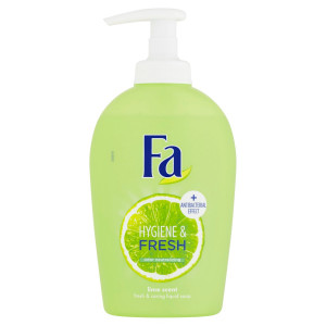 Fa tekuté mydlo H&F Lime s antibakt.efektom 250 ml 3