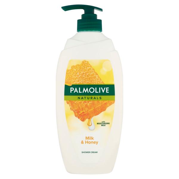 Palmolive Natur. Milk & Honey Sprchovací gél 750ml 1