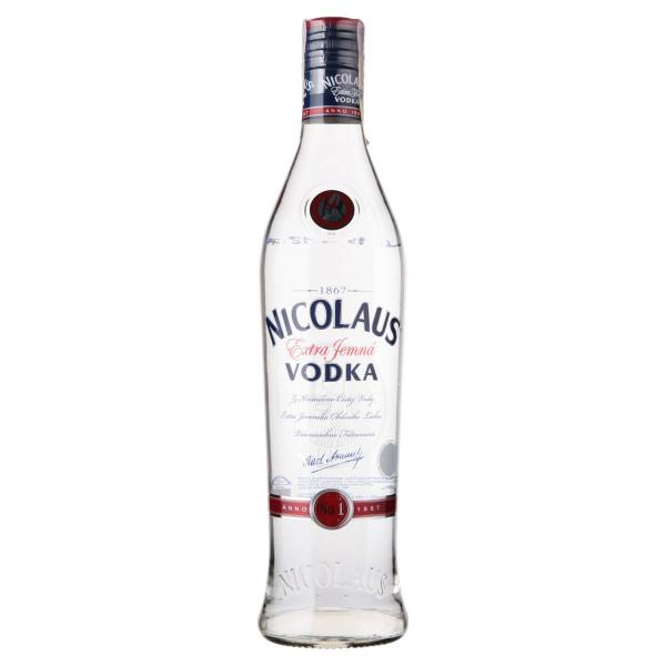 Nicolaus Extra Jemná Vodka 38% 0,7 l 1