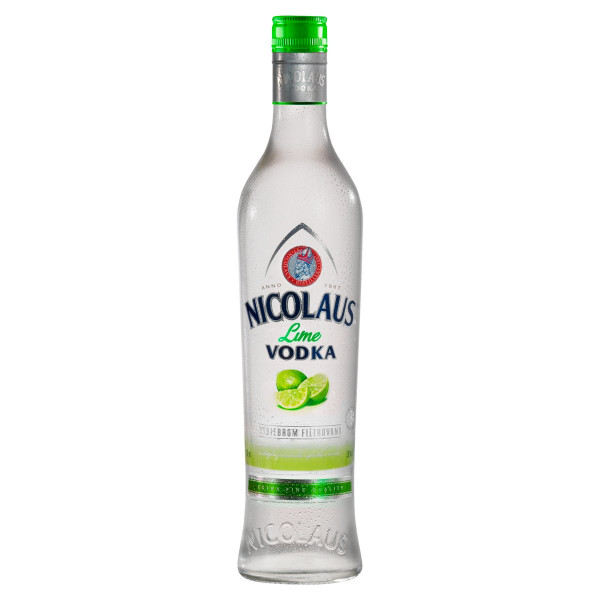 Nicolaus Lime Vodka 38% 0,7 l 1