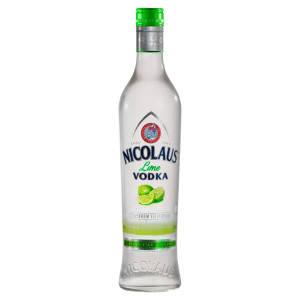 Nicolaus Lime Vodka 38% 0,7 l 6