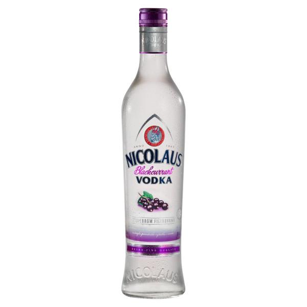 Nicolaus Blackcurrant Vodka 38% 0,7 l 1