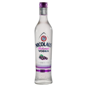 Nicolaus Blackcurrant Vodka 38% 0,7 l 6