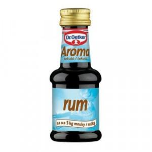 Aróma rumová 38ml Dr. Oetker 2