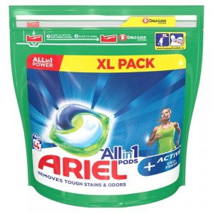 Ariel All In 1 Active Deo fresh kapsule 44PD 17