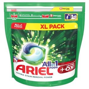 Ariel All In 1 Ultra Oxi kapsule 44PD 2