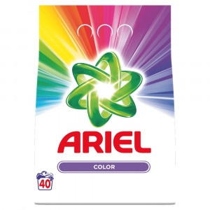 Ariel Color prací prášok 40PD 3kg 6