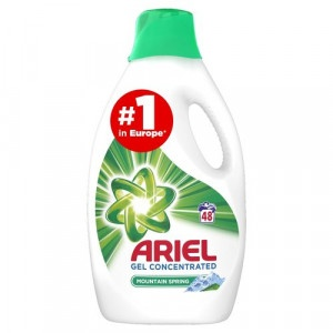 Ariel Mountain Spring prací gel 48PD 2640 ml 11