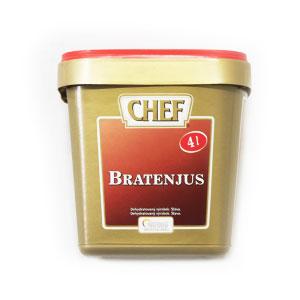 CHEF Bratenjus 1000g 1