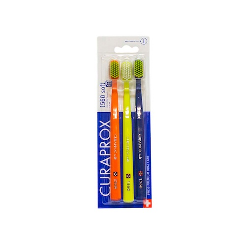 CURAPROX CS 1560 Soft - zubná kefka 3 ks 1