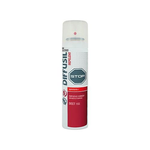 Diffusil Repelent Basic Spray 100 ml 1