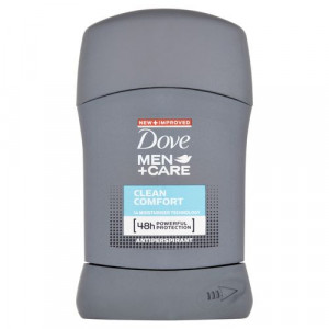 Dove Men+Care Comfort Tuhý antiperspirant 50 ml 14