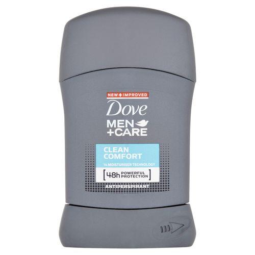 Dove Men+Care Comfort Tuhý antiperspirant 50 ml 1