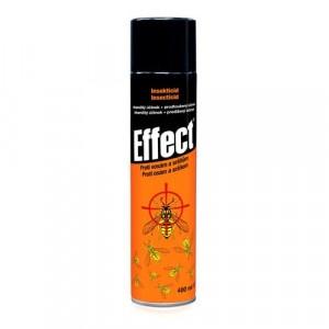 Effect® Insekticíd proti osám a sršňom 400ml 10