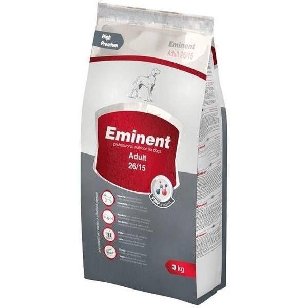 Eminent Adult Prémiové krmivo 3kg 1