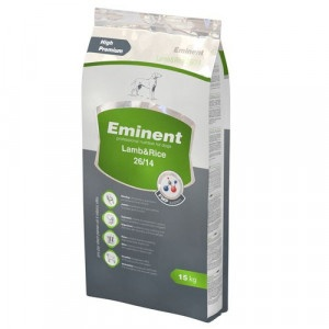 Eminent Lamb and Rice Prémiové krmivo 15kg 12