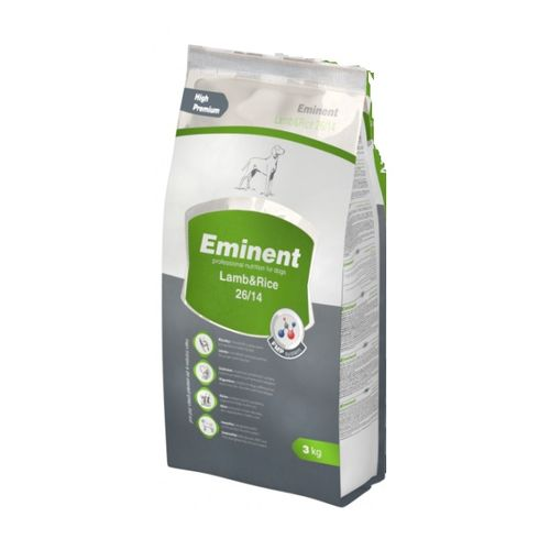 Eminent Lamb and Rice Prémiové krmivo 3kg 1