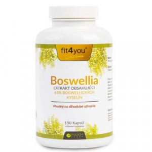 Fit4you Boswellia 150 tabl. 22