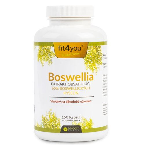Fit4you Boswellia 150 tabl. 1