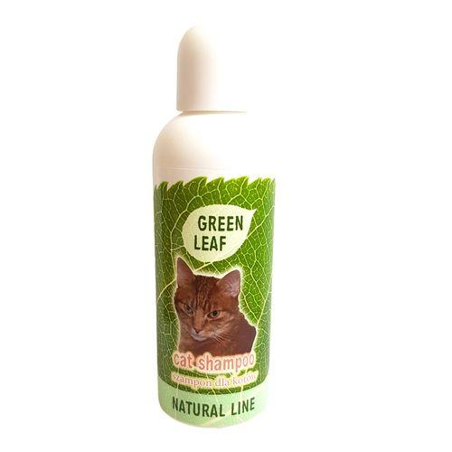 GREENLEAF Bio šampón pre mačky 250ml 1
