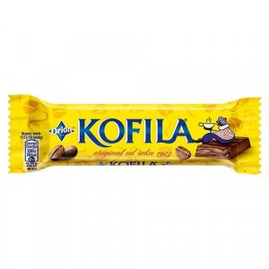 KOFILA Originál čokol. tyčinka s kávou Orion 35g 3