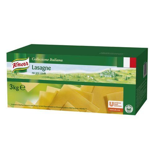 Cestoviny KNORR Lasagne 3kg 1