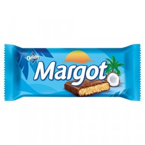 Margot sójová tyčinka s kokosom Orion 90g 7