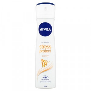 Nivea Stress Protect Sprej antiperspirant 150 ml 12