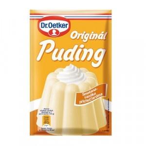 Originál puding smot./vanilka aróma 37g Dr. Oetker 7