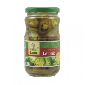 Paprika Jalapeno sterilizovaná Natur Farm 335 g 8