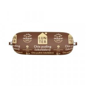 Puding Chia čokoládový Lunter 150g 3