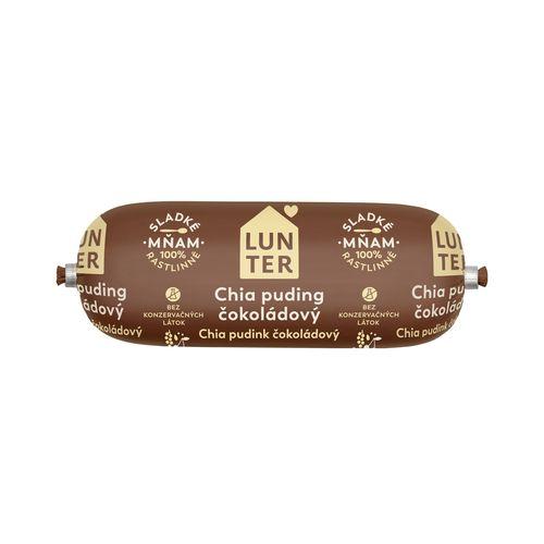 Puding Chia čokoládový Lunter 150g VÝPREDAJ 1
